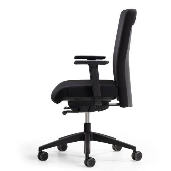 Comfort swivel chair - Edge. Ergonomics Made in Germany